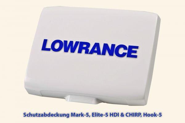 Lowrance Schutzabdeckung Sun Cover Mark Elite HDI CHIRP Hook