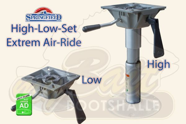 Springfield Hi-Lo Set Extrem Air-Ride
