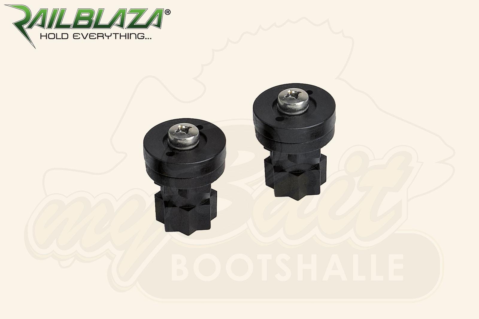 Railblaza Universal Montagefüsse mit Sternadapter