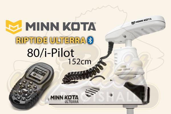 Minn Kota Riptide Ulterra 80/i-Pilot 152cm