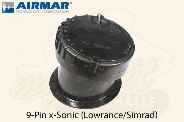 Airmar P79 Inneneinbaugeber 50/200 kHz 9-Pin x-Sonic (Lowrance/Simrad)