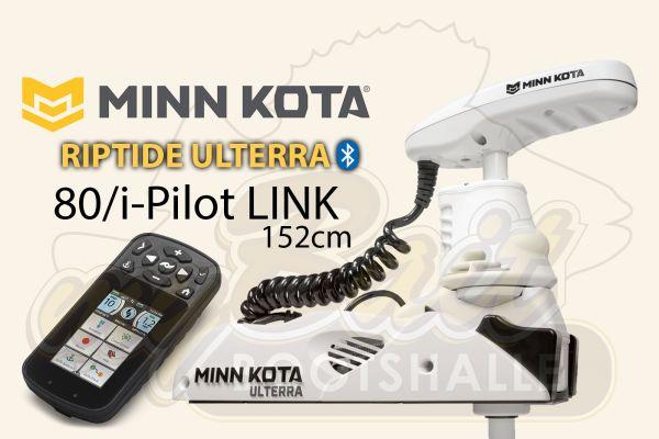 Minn Kota Riptide Ulterra 80/i-Pilot LINK 152cm