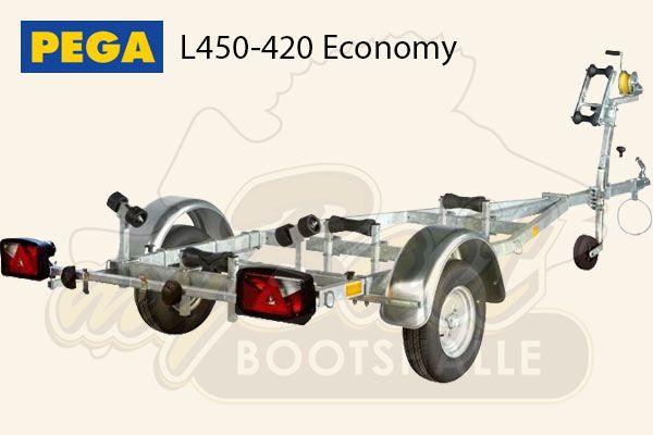 Pega Bootstrailer L450-420 Economy