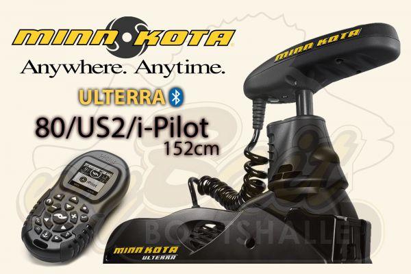 Minn Kota Ulterra 80 US2 i-Pilot Elektromotor
