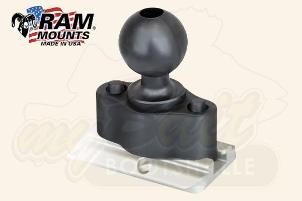 RAM Mounts Kugel für Tough-Track Schienen