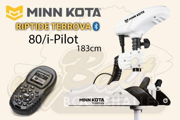 Minn Kota Riptide Terrova 80/i-Pilot mit 183 cm Schaftlänge