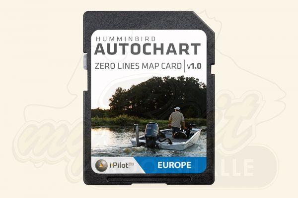 Humminbird AutoChart ZeroLine SD Karte
