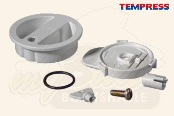 Tempress Drehverschluss mit Schloss - Cam Lock Kit 44000 & 44002