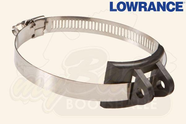 Lowrance TMB-S Trolling-Motor-Montagehalter für Lowrance Geber