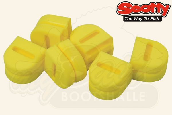 Scotty Grip Replacement Pads No.1190