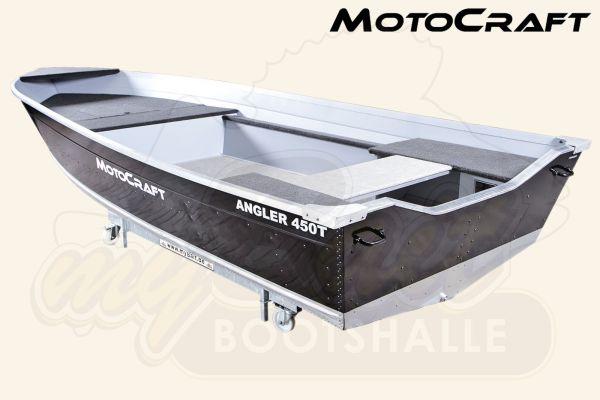 Angelboot von MotoCraft - Angler 450 T