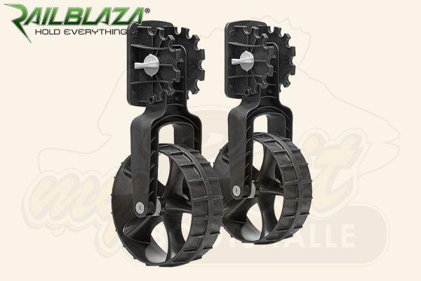 Railblaza Dinghy Wheels Räder für Schlauchboote und Aluminiumboote