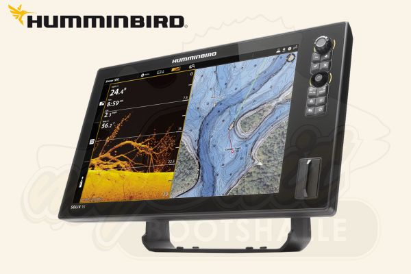 Humminbird Solix 15 CHIRP Mega SI+ G2