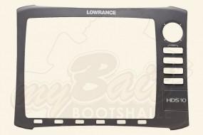 Lowrance HDS 10 Gen² Blendrahmen und Kartenschacht-Abdeckung