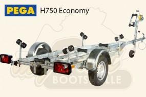 Pega Bootstrailer H750 Economy