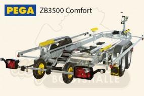 Pega Bootstrailer ZB3500 Comfort
