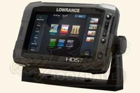 Lowrance HDS-7 Gen2 Touch Echolot und Kartenplotter