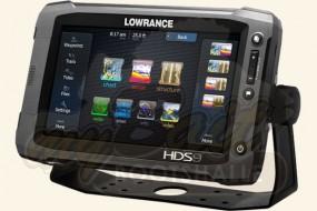Lowrance HDS-9 Gen2 Touch Echolot und Kartenplotter