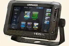Lowrance HDS-9m Gen2 Touch Kartenplotter