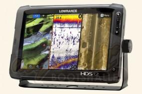 Lowrance HDS-12 Gen2 Touch Echolot und Kartenplotter