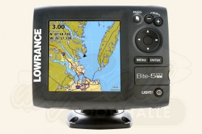 Lowrance Elite-5m HD