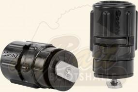scotty gear head track adapter 438. Black Bedroom Furniture Sets. Home Design Ideas