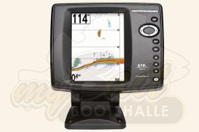 Humminbird 678 cx HD XD Fishfinder