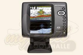 Humminbird 678 cx HD DI Fishfinder