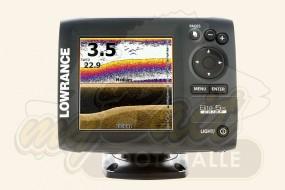 Lowrance Elite-5x CHIRP inkl. 83/200 + 455/800 kHz
