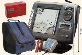 Lowrance Mark-5x Pro Portabel Set XXL-1