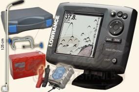 Lowrance Mark-5x Pro Portabel Set XXL-2