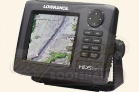Lowrance HDS-5m Gen2