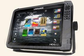 Lowrance HDS-12 Gen3 inkl. 83/200 und LSS-Geber