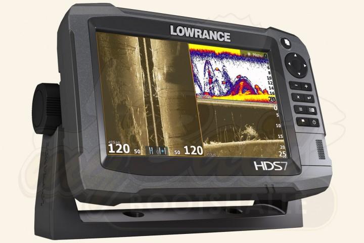 Lowrance HDS-7 Gen3 Touch