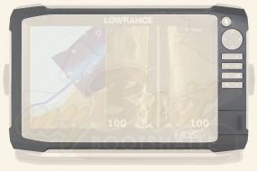 Lowrance HDS 9 Gen3 Blendrahmen und Kartenschacht-Abdeckung