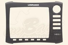 Lowrance HDS 8 Gen² Blendrahmen und Kartenschacht-Abdeckung