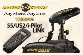 Minn Kota Terrova 55/US2/i-Pilot-LINK