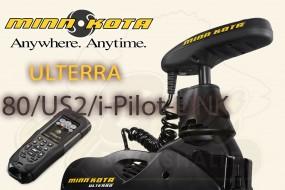 Minn Kota Ulterra 80 US2 i-Pilot-LINK